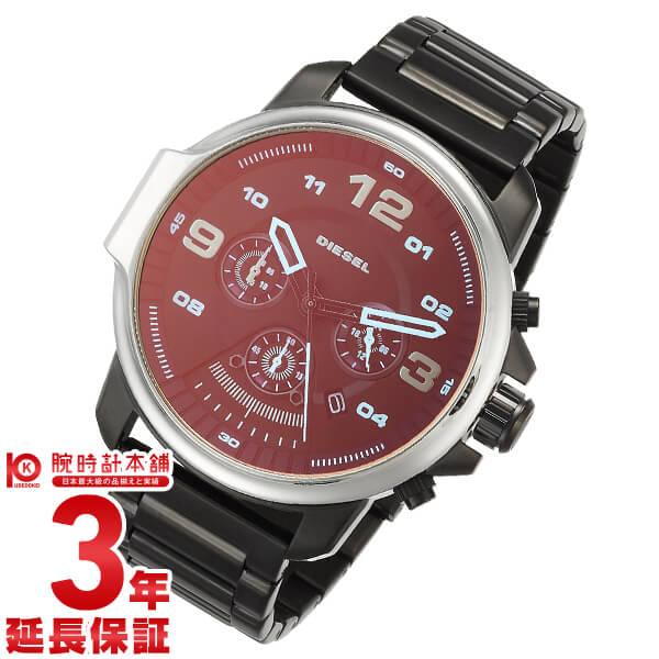 ディーゼル 時計 DIESEL ウィップラッシュ ブラックポラライザー DZ4434 メンズ