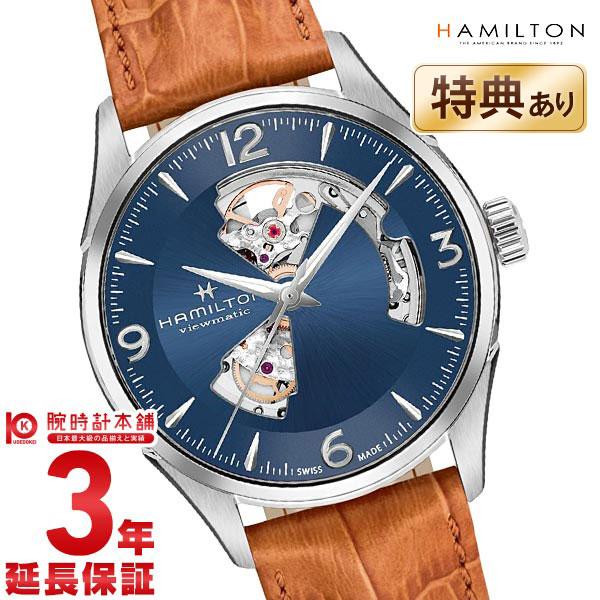 最大1200円割引クーポン対象店 ハミルトン ジャズマスター 腕時計 HAMILTON ビューマチック H32705541 メンズ【24回金利0%】