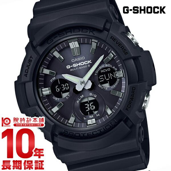 【店内ポイント最大43倍&最大2000円OFFクーポン!9日20時から】カシオ Gショック G-SHOCK GAW-100B-1AJF [正規品] メンズ 腕時計 時計
