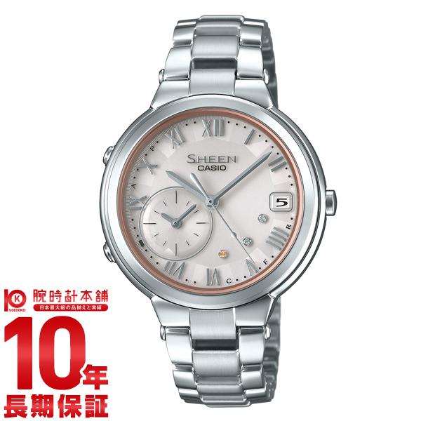 カシオ シーン SHEEN SHB-200AD-4AJF [正規品] レディース 腕時計 時計【24回金利0%】(予約受付中)