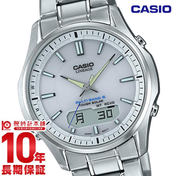 【店内最大37倍!28日23:59まで】カシオ リニエージ LINEAGE LCW-M100DE-7AJF [正規品] メンズ 腕時計 時計(予約受付中)