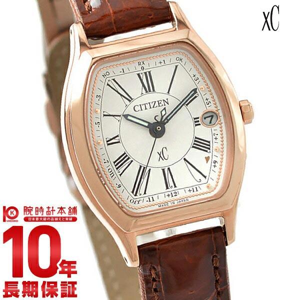 シチズン クロスシー XC 北川景子 おしゃれ プレゼント ES9352-05B レディース【24回金利0%】 腕時計 時計