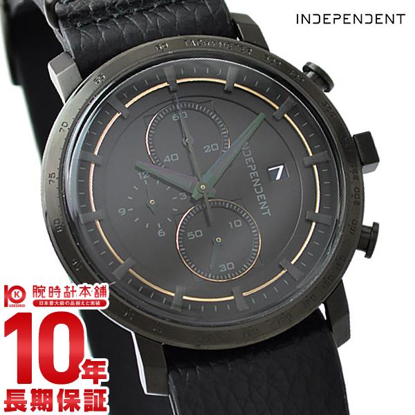 インディペンデント INDEPENDENT 限定モデル 限定600本 限定BOX・替えバンド付 BA5-945-50 [正規品] メンズ 腕時計 時計【24回金利0%】