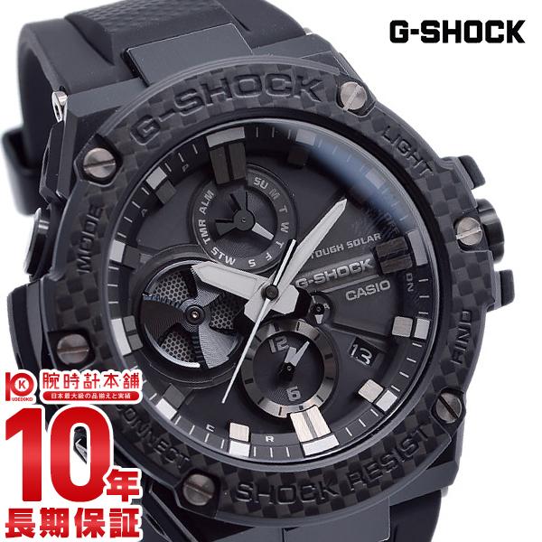 【店内ポイント最大43倍&最大2000円OFFクーポン!9日20時から】カシオ Gショック G-SHOCK Bluetooth GST-B100X-1AJF [正規品] メンズ 腕時計 時計【24回金利0%】