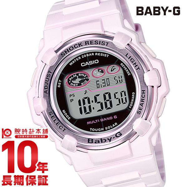 【店内ポイント最大43倍&最大2000円OFFクーポン!9日20時から】カシオ ベビーG BABY-G BGR-3003-4JF [正規品] レディース 腕時計 時計(予約受付中)