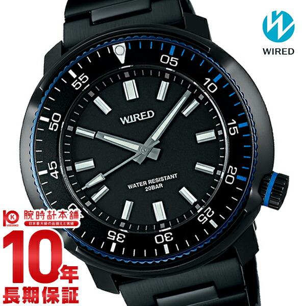 最大1200円割引クーポン対象店 セイコー ワイアード WIRED AGAJ406 [正規品] メンズ 腕時計 時計