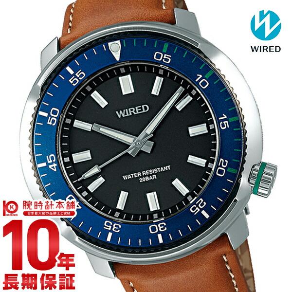 セイコー ワイアード WIRED 限定800本 AGAJ701 [正規品] メンズ 腕時計 時計【あす楽】