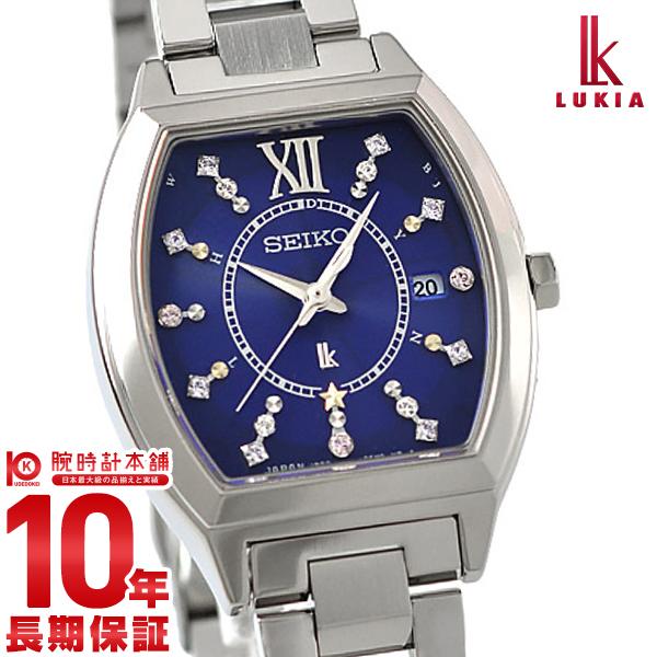 セイコー ルキア LUKIA クリスマス限定モデル 限定3000本 SSVW111 [正規品] レディース 腕時計 時計【24回金利0%】【あす楽】