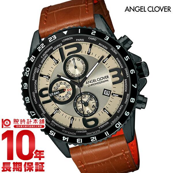 最大1200円割引クーポン対象店 エンジェルクローバー 時計 AngelClover モンドMONDO MO44BSB-LB [正規品] メンズ 腕時計