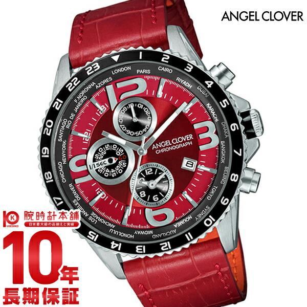 【1000円割引クーポン】エンジェルクローバー 時計 AngelClover モンドMONDO MO44SRE-RE [正規品] メンズ 腕時計