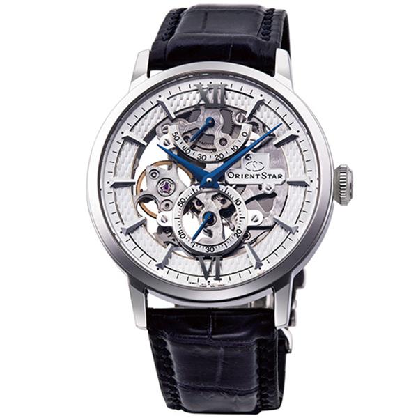 最大ポイント36倍!26日まで! オリエントスター ORIENT スケルトン RK-DX0001S [正規品] メンズ 腕時計 時計【36回金利0%】