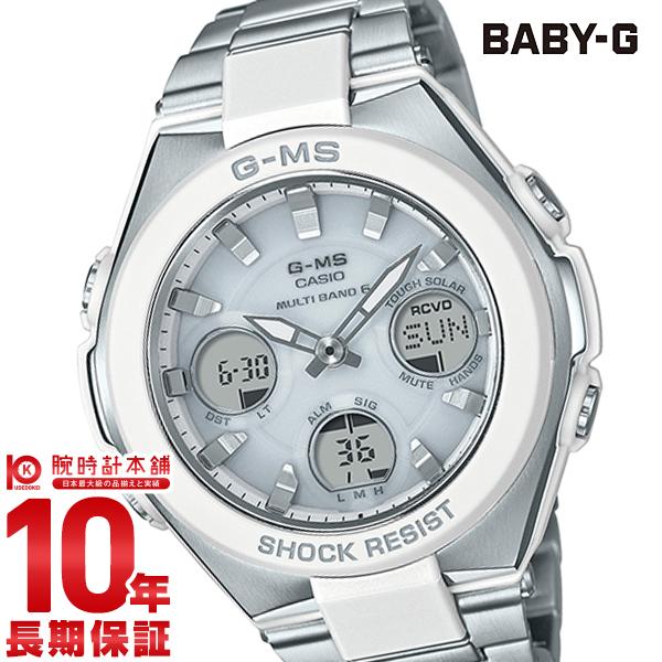 【店内ポイント最大43倍&最大2000円OFFクーポン!9日20時から】カシオ ベビーG BABY-G MSG-W100D-7AJF [正規品] レディース 腕時計 時計