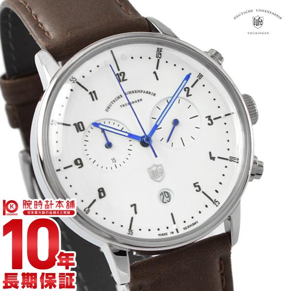 【5000円割引クーポン】ドゥッファ DUFA ハンネス クロノ DF-9003-02 [正規品] メンズ 腕時計 時計【24回金利0%】