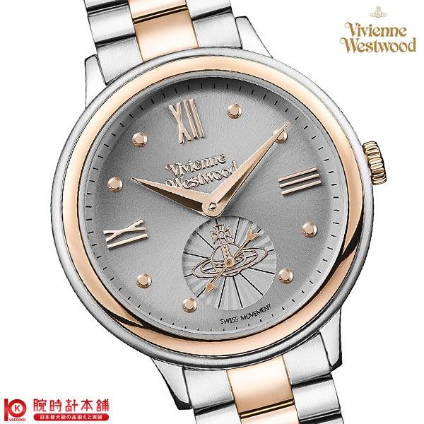 最大1200円割引クーポン対象店 ヴィヴィアン 時計 ヴィヴィアンウエストウッド VV158GYTT レディース