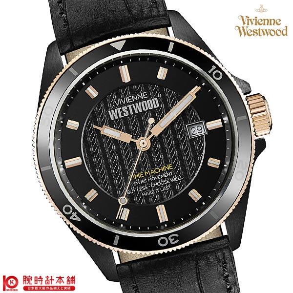ヴィヴィアン 時計 ヴィヴィアンウエストウッド VV181RSBK メンズ