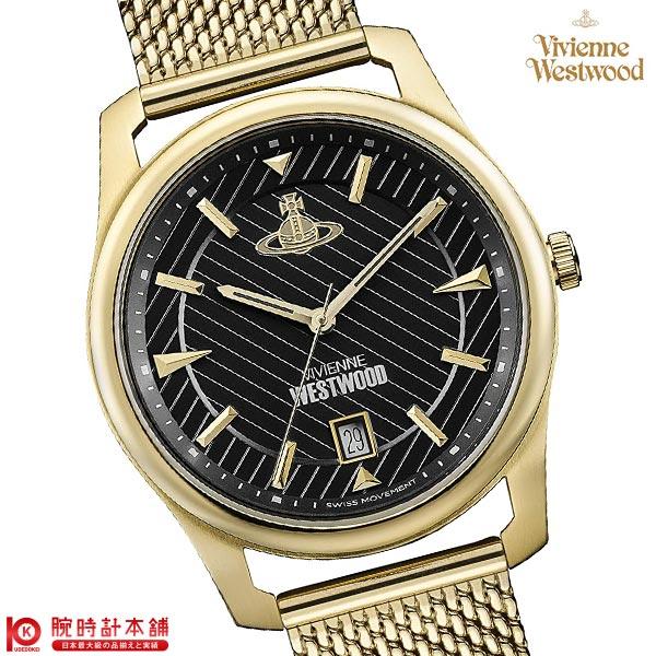 ヴィヴィアン 時計 ヴィヴィアンウエストウッド VV185BKGD メンズ