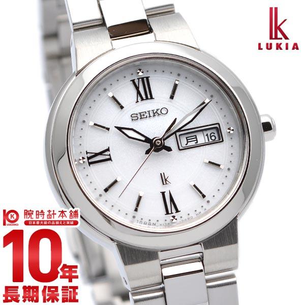セイコー ルキア LUKIA ソーラー ステンレス SSVN029[正規品] レディース 腕時計 時計【あす楽】