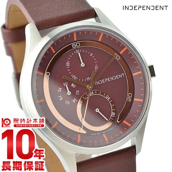 【店内最大37倍!28日23:59まで】インディペンデント INDEPENDENT エコドライブ ソーラー ステンレス KB1-317-90[正規品] メンズ 腕時計 時計