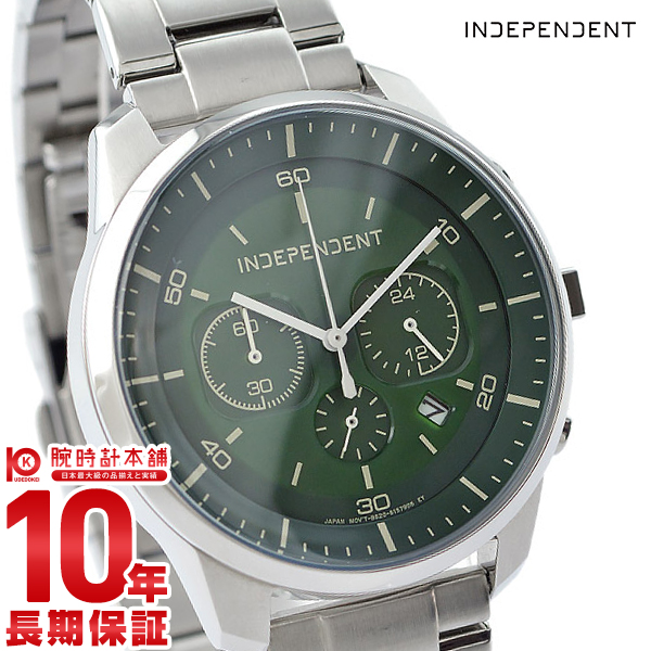 インディペンデント INDEPENDENT エコドライブ ソーラー ステンレス KF5-217-41[正規品] メンズ 腕時計 時計