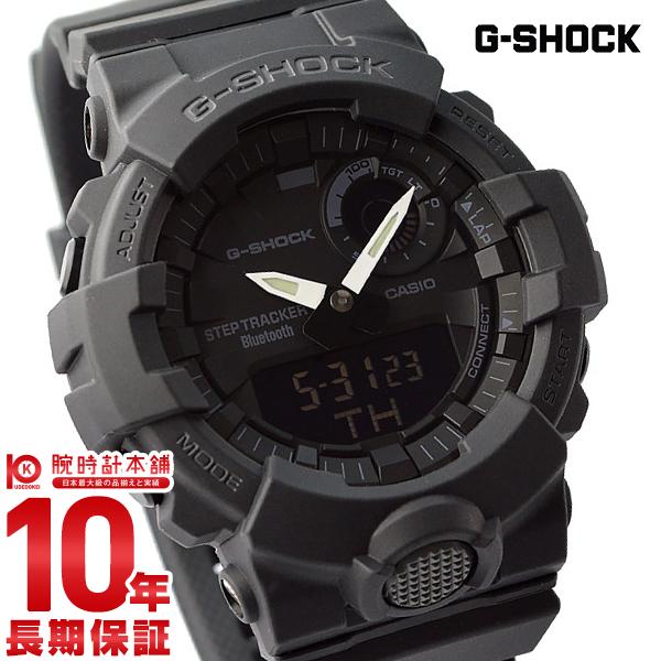 カシオ Gショック G-SHOCK GBA-800-1AJF メンズ