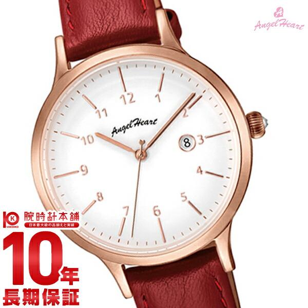 最大1200円割引クーポン対象店 【1000円割引クーポン】エンジェルハート 腕時計 AngelHeart パステルハート PH32P-RD [正規品] レディース 時計