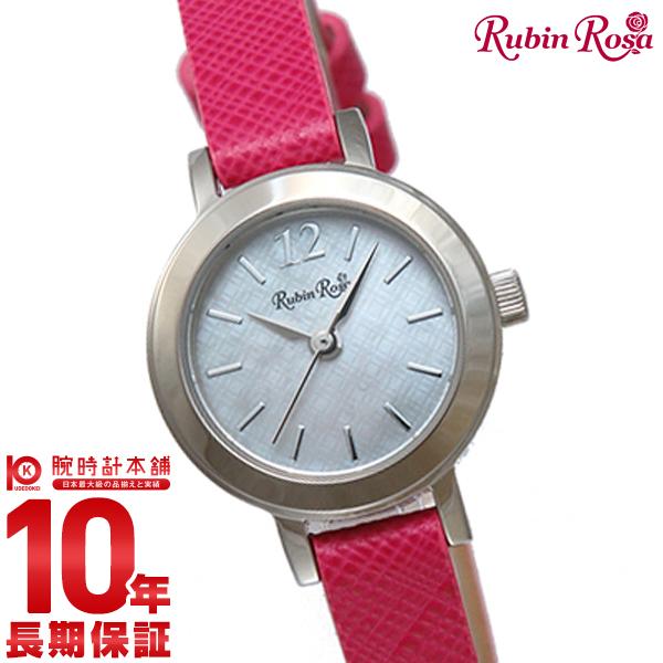 ルビンローザ 時計 RubinRosa R602SOLSPK レディース