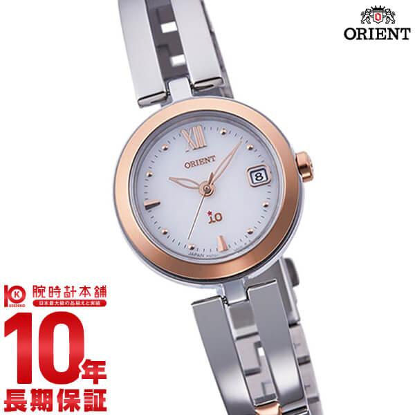 最大1200円割引クーポン対象店 オリエント ORIENT イオ RN-WG0002S レディース
