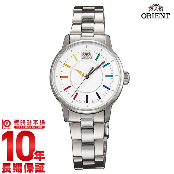 最大1200円割引クーポン対象店 オリエント ORIENT スタンダード ペアモデル WV0011NB レディース