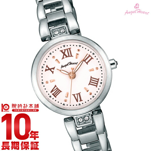 最大1200円割引クーポン対象店 【1000円割引クーポン】エンジェルハート 腕時計 AngelHeart スパークルタイム ST24SP レディース