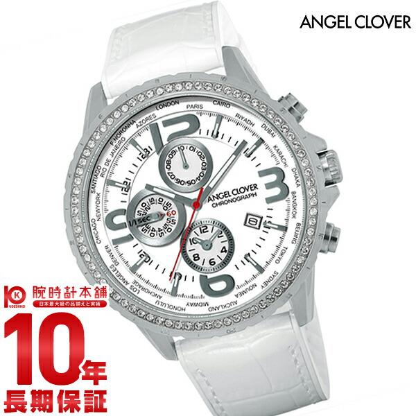 【3000円割引クーポン】エンジェルクローバー 時計 AngelClover モンド MO44SWH-WH メンズ【あす楽】