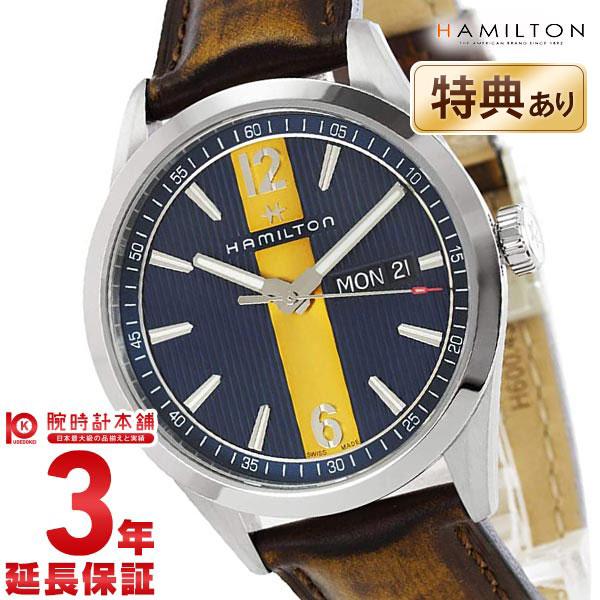 ハミルトン 腕時計 HAMILTON ブロードウェイ H43311541 メンズ【24回金利0%】