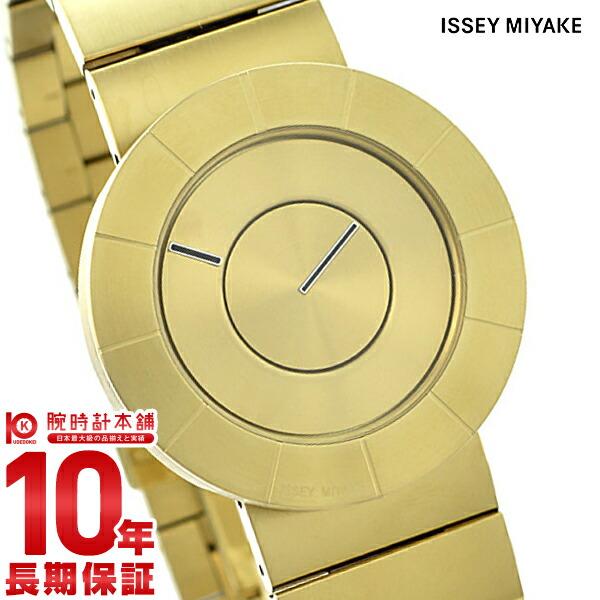イッセイミヤケ 時計 メンズ ISSEYMIYAKE クオーツ ステンレス NYAF001 [正規品]【24回金利0%】