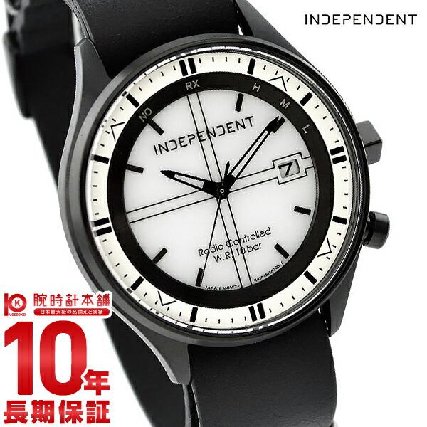 インディペンデント INDEPENDENT Timeless Line ソーラーテック電波時計 KL8-643-10 メンズ