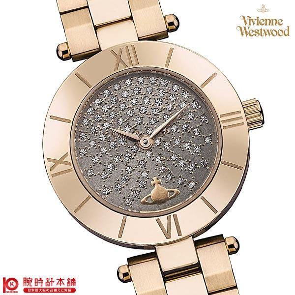 最大1200円割引クーポン対象店 ヴィヴィアン 時計 ヴィヴィアンウエストウッド VV092CHRS レディース