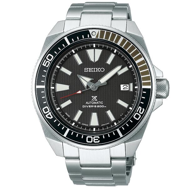 SEIKO Pross pecks PROSPEX samurai mechanical self-winding watch stainless  steel SBDY009 men