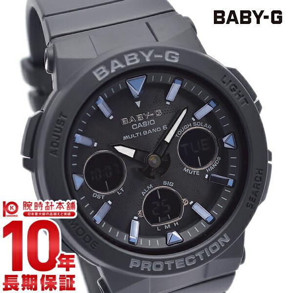 カシオ ベビーG BABY-G BGA-2500-1AJF レディース(予約受付中)