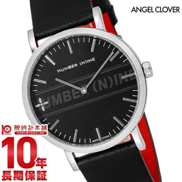 エンジェルクローバー AngelClover ナンバーナイン NNR40SBK-BK メンズ