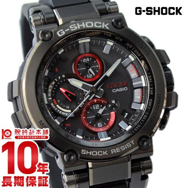 カシオ Gショック G-SHOCK  MT-G MTG-B1000B-1AJF メンズ