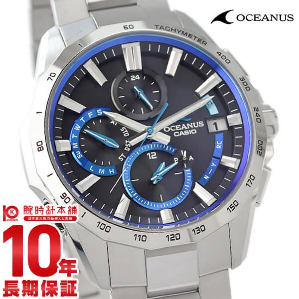 カシオ オシアナス OCEANUS マンタ OCW-S4000-1AJF メンズ