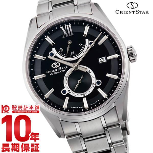 【8000円割引クーポン】オリエントスター ORIENT コンテンポラリー スリムデイト RK-HK0003B メンズ