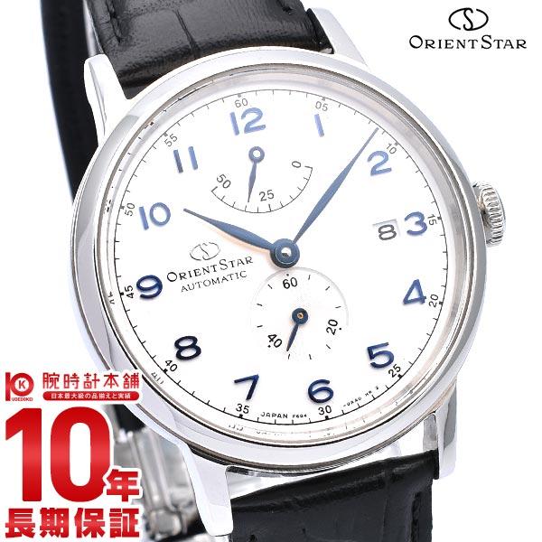【3000円割引クーポン】オリエントスター ORIENT クラシック ヘリテージゴシック RK-AW0004S メンズ