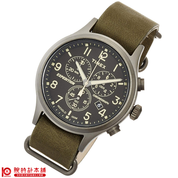 タイメックス TIMEX エクスペディション TW4B04100 メンズ