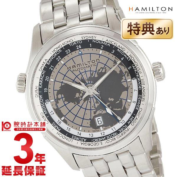 ハミルトン ジャズマスター HAMILTON ジャズマスター GMT H32605181 メンズ