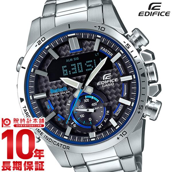 カシオ エディフィス EDIFICE エディフィス ECB-800D-1AJF メンズ(予約受付中)