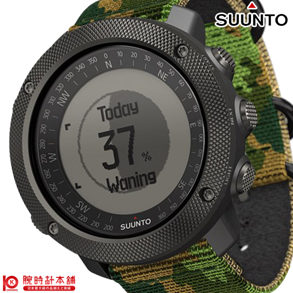 スント SUUNTO TRAVERSE ALPHA WOODLAND SS023445000 ユニセックス