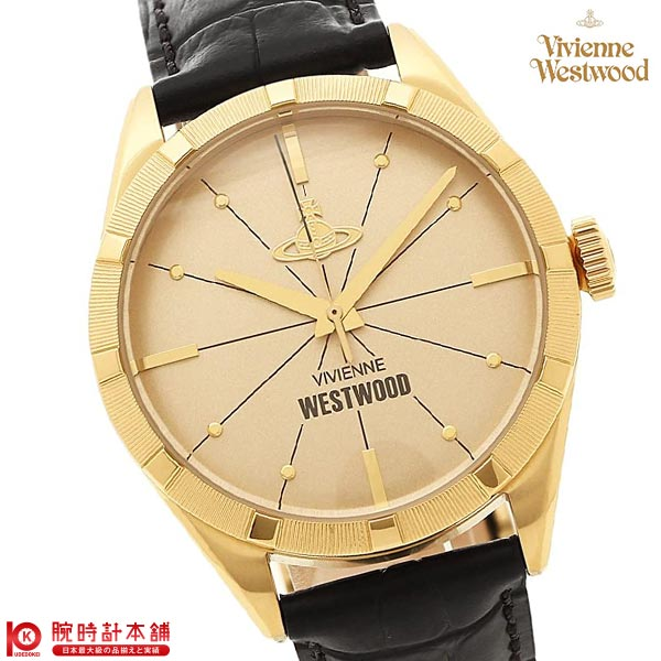ヴィヴィアンウエストウッド VivienneWestwood コンジット VV192GDBK メンズ