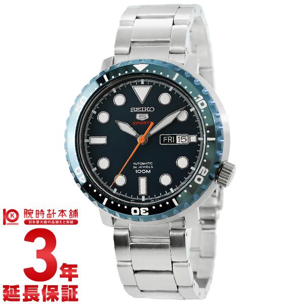 最大1200円割引クーポン対象店 セイコー5 逆輸入モデル SEIKO5 SRPC63K1 メンズ