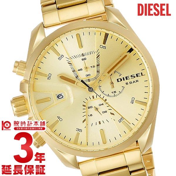 最大1200円割引クーポン対象店 ディーゼル DIESEL MS9 クロノ DZ4475 メンズ