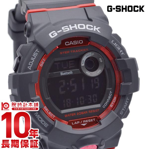 【店内ポイント最大43倍&最大2000円OFFクーポン!9日20時から】G-SHOCK カシオ Gショック Bluetooth GBD-800-1JF [正規品] メンズ 腕時計 時計
