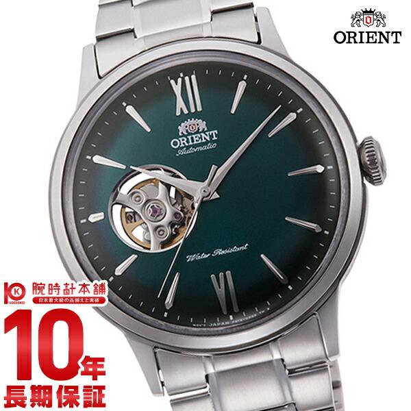 最大1200円割引クーポン対象店 オリエント ORIENT クラシック RN-AG0015E メンズ